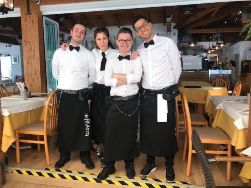 19 ristorante riviera calceranica al lago trento