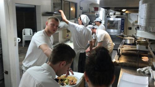 36 ristorante riviera calceranica al lago trento