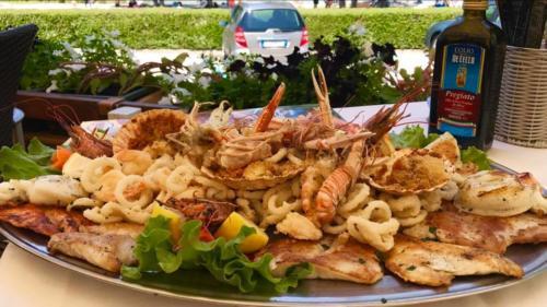 5 ristorante riviera calceranica al lago trento