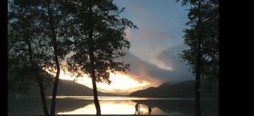 53 ristorante riviera calceranica al lago trento