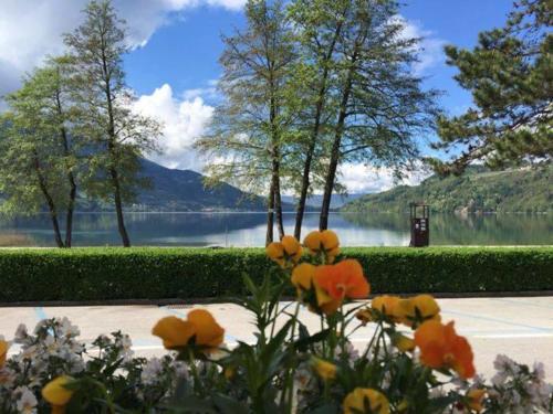 54 ristorante riviera calceranica al lago trento