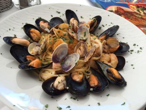 58 ristorante riviera calceranica al lago trento