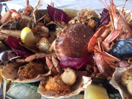 59 ristorante riviera calceranica al lago trento