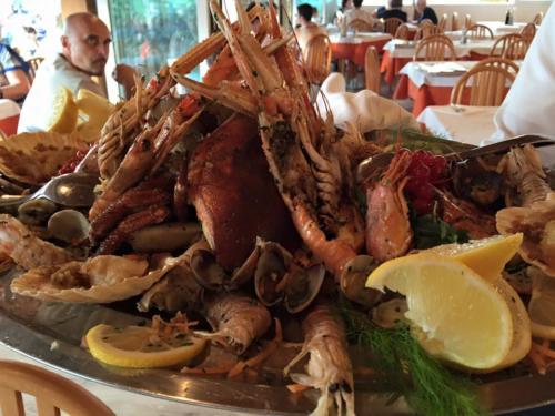 66 ristorante riviera calceranica al lago trento