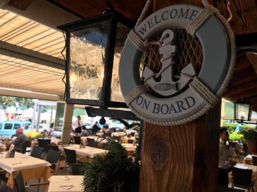 75 ristorante riviera calceranica al lago trento