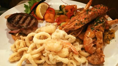 8 ristorante riviera calceranica al lago trento