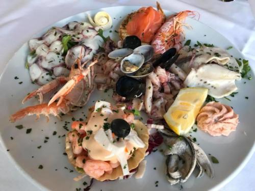 95 ristorante riviera calceranica al lago trento
