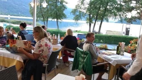 96 ristorante riviera calceranica al lago trento