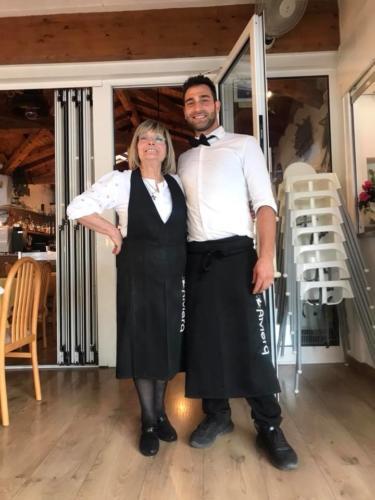 104 ristorante riviera calceranica al lago trento