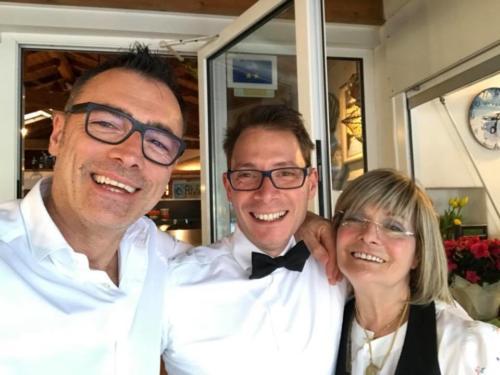 108 ristorante riviera calceranica al lago trento