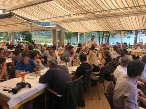 21 ristorante riviera calceranica al lago trento