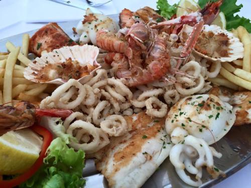 57 ristorante riviera calceranica al lago trento
