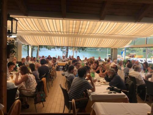 77 ristorante riviera calceranica al lago trento