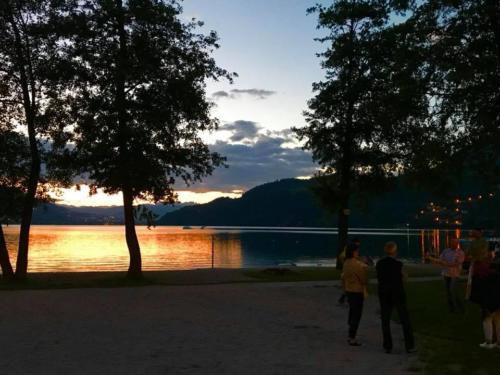 83 ristorante riviera calceranica al lago trento