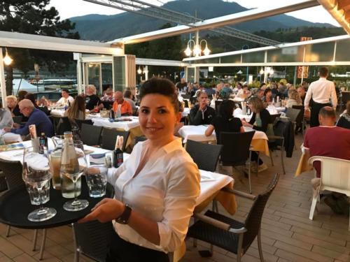 98 ristorante riviera calceranica al lago trento